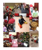 Christmas fun at Kinsale Road Accommodation Centre!